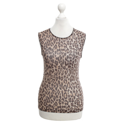 Dolce & Gabbana Top with leopard pattern