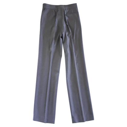 Bottega Veneta Grey wool tailored trousers