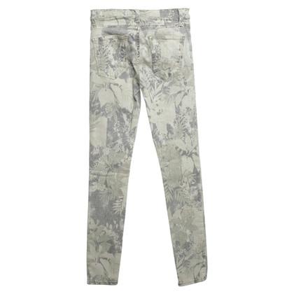 J Brand Jeans avec un motif floral