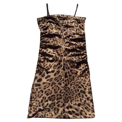 Dolce & Gabbana Dress with leopard print