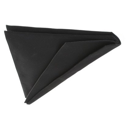 Gianni Versace clutch triangolare