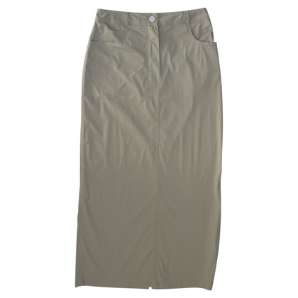 Chanel Langer skirt