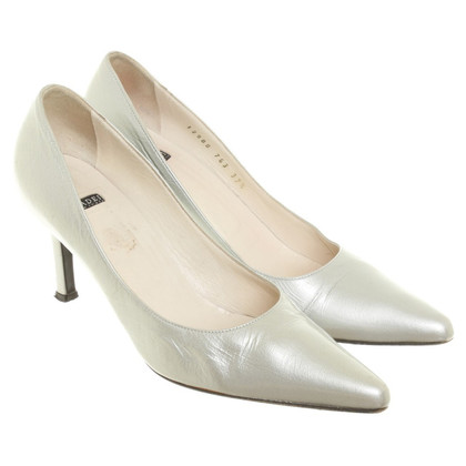 Casadei Pumps in Silber