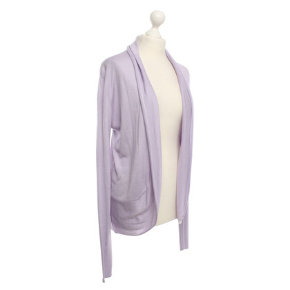 Dear Cashmere Sweater in lilac