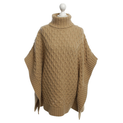 Michael Kors Poncho in brown