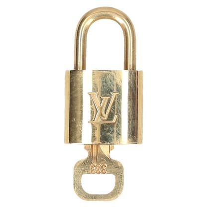 Louis Vuitton lock with key