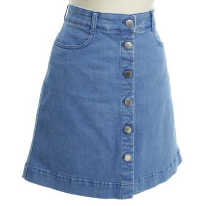Stella McCartney skirt in blue