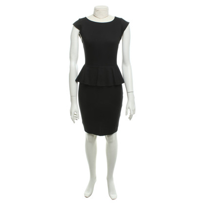 Alice + Olivia Sheath dress in black