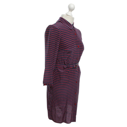 Marc by Marc Jacobs Silk dress with dots