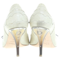 Christian Dior  pumps beige