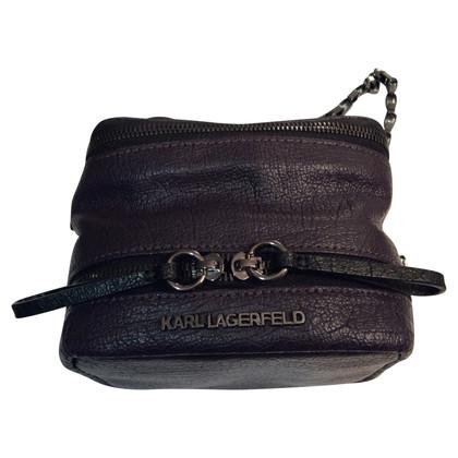 Karl Lagerfeld petit sac à bandoulière