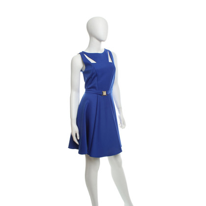 Versace Issued dress in blue
