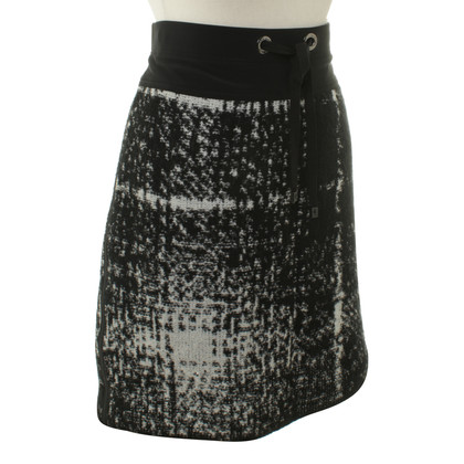 Marc Cain skirt black/grey
