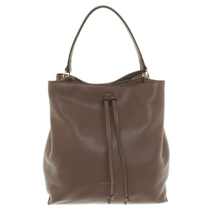 Coccinelle Tote Bag in Brown