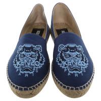 Kenzo Espadrilles in blue