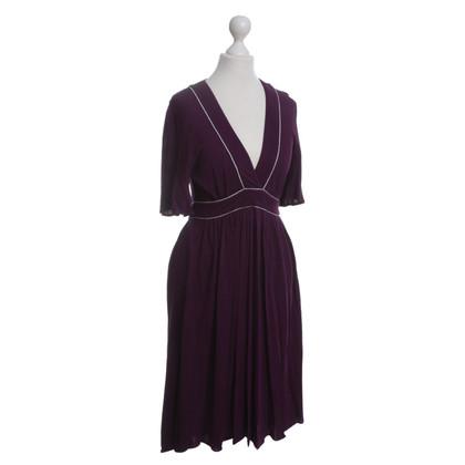 Gucci Kleid in Violett