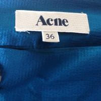 Acne gonna a pieghe
