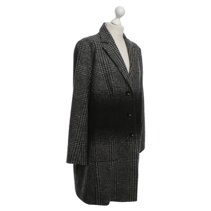Riani cappotto corto con motivo a rombi