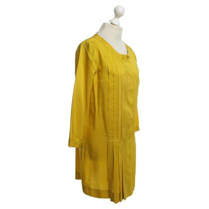 Sport Max Silk shirt dress