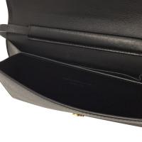 Alexander McQueen Black Insignia pouch