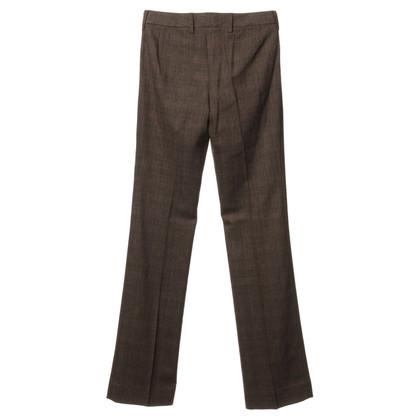 Dolce & Gabbana Pants with plaid pattern