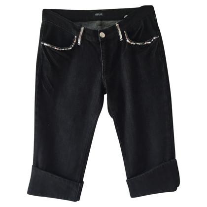 Versace 3/4 jean
