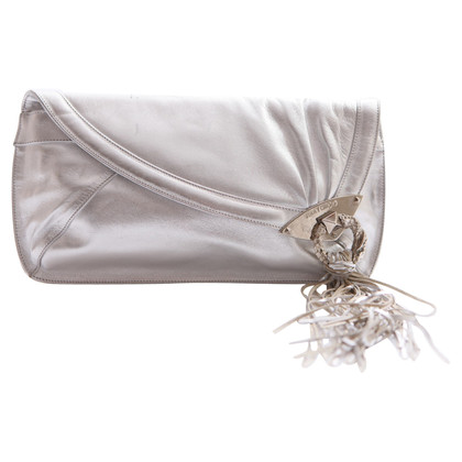 Jimmy Choo Clutch with fringes