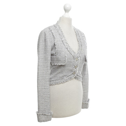 Chanel Blazer with pattern