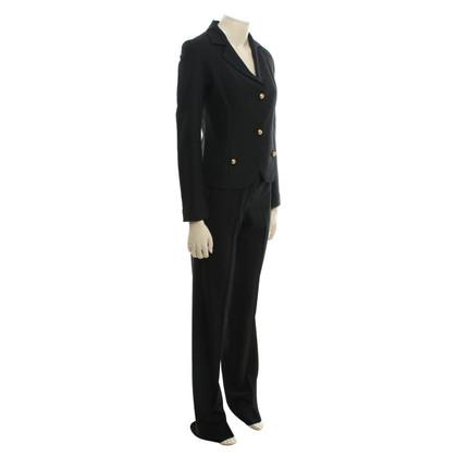 Fendi Suit in Black