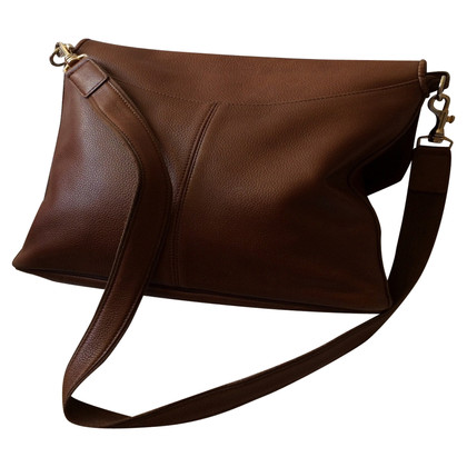 Longchamp Sac marrone