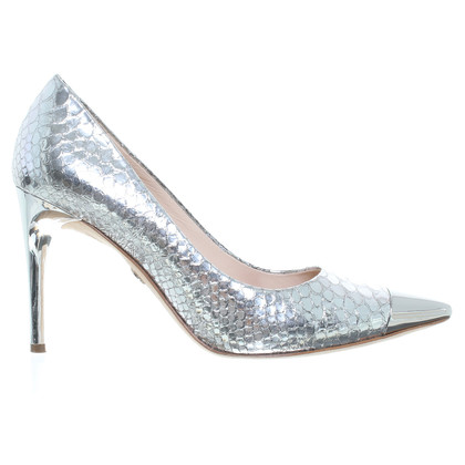 Michalsky Pump in silver