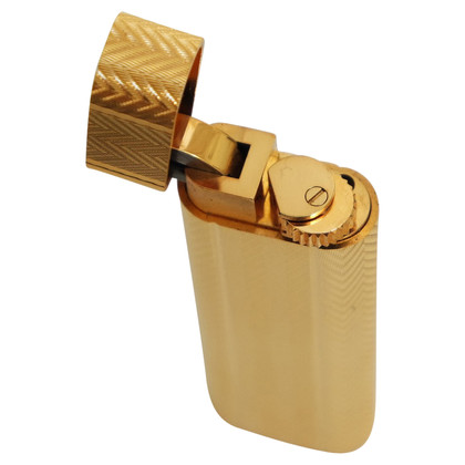 Cartier Gold-colored lighter