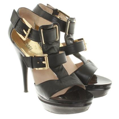 Michael Kors Sandals in zwart