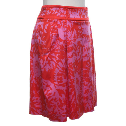 Diane von Furstenberg skirt with silk content