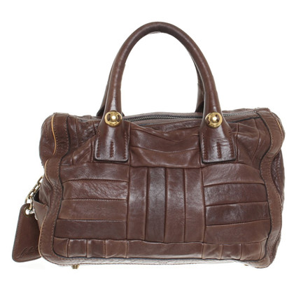 Chloé Leather bag in brown