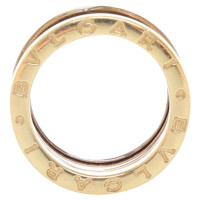 Bulgari Ring 4 BaNb Ringrose, white and Gelbgol