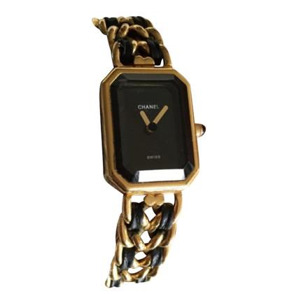 Chanel Armbanduhr aus Gelbgold