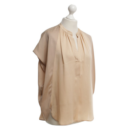 Vince Silk blouse in Nude