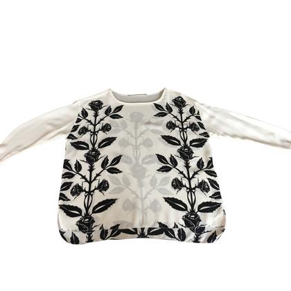 Schumacher silk blouse