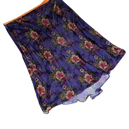 Etro Velvet skirt