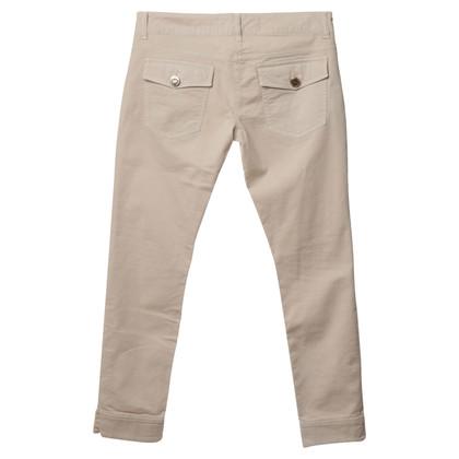 Elisabetta Franchi Jeans in beige