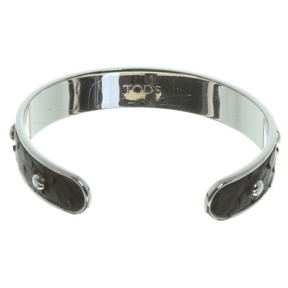 Tod's Bracelet with leather details