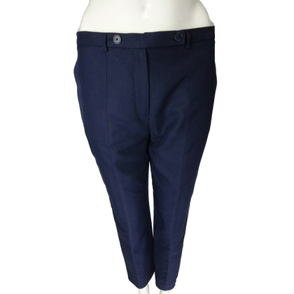 Jil Sander blauwe pantalon