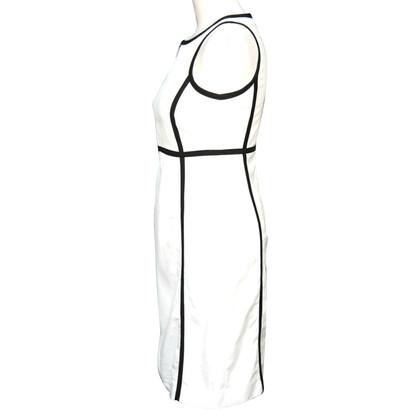 Michael Kors zwart witte jurk