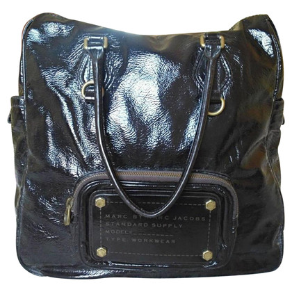 Marc by Marc Jacobs Patent leather handbag