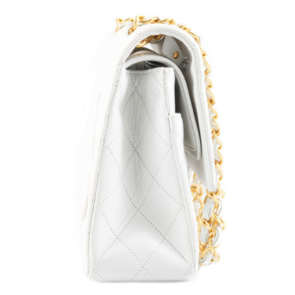 "Chanel ""Flap Bag 2,55"" in bianco"