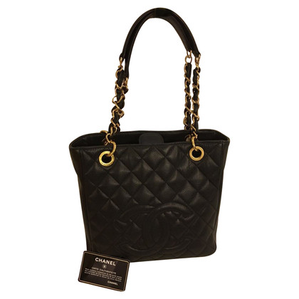 "Chanel ""Petite Shopping Tote"""