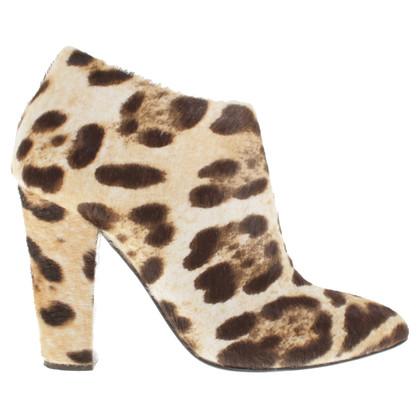 Giuseppe Zanotti Boots in animal design