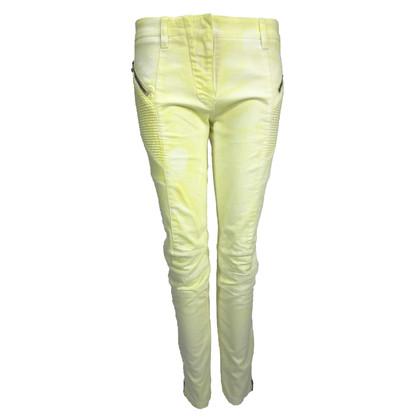 Pierre Balmain morbido giallo jeans
