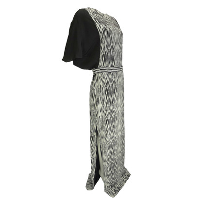By Malene Birger Langes Kleid mit Print